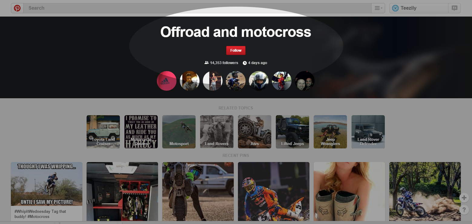 offroad and motocross